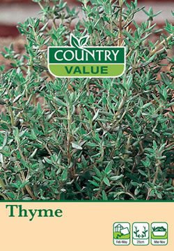Image of Country Value Thyme Seeds