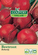 Small Image of Country Value Boltardy Beetroot Seeds