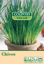 Small Image of Country Value Chives Seeds