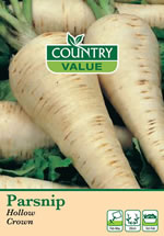 Small Image of Country Value Hollow Crown Parsnip