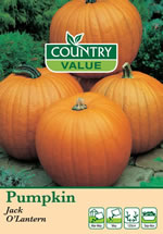 Small Image of Country Value Jack O'Lantern Pumpkin Seeds
