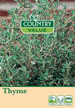 Small Image of Country Value Thyme Seeds
