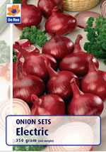 Onion Sets - Electric (Autumn Planting) 350g
