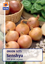 Onion Sets - Senshyu Yellow (Autumn Planting) - 350g