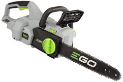 Image of Ego Power 35cm Lithium-Ion Cordless Chainsaw Without Battery