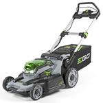 Ego Power 49cm Lithium-Ion Cordless Lawnmower With Battery