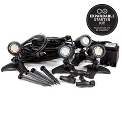 Small Image of Ellumiere 4 x Small Spotlight Starter Kit