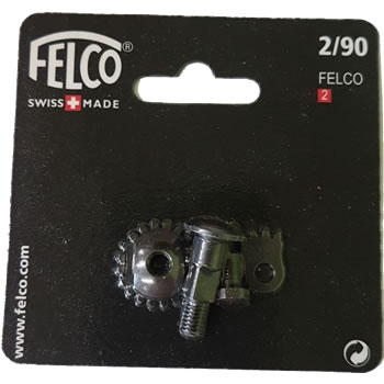 Image of Replacement Felco Nut & Bolt Set for Felco No. 2