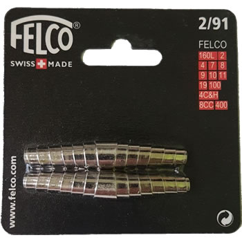 Image of Blister Pack x 2 Replacement Springs For Felco No. 2,4,7,8,9,10 and 11