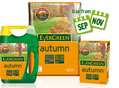 Small Image of Evergreen Autumn Lawn Fertiliser - 3.5kg Spreader Pack (100m²)