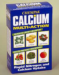 Image of Chempak Calcium Multi Action Fertiliser - 750g