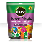 Small Image of Miracle Gro Flower Magic for Pot and Containers