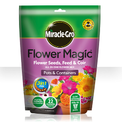 Image of Miracle Gro Flower Magic for Pot and Containers