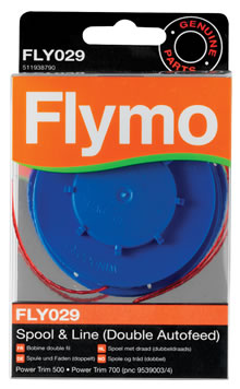 Image of Flymo Spool and Line - FLY029 511938790