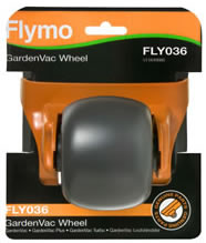 Image of Flymo Gardenvac Wheel - FLY036 511840080