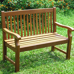 FSC Acacia Duffield 2 Seater Garden Bench