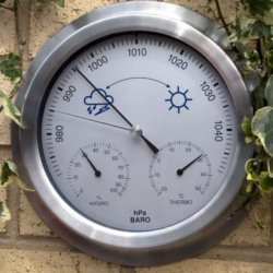 Weather Eye 7.5inch Circular Weather Station