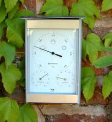 Image of Outdoor Weather Station