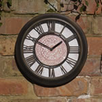 Small Image of Iverley Garden Clock