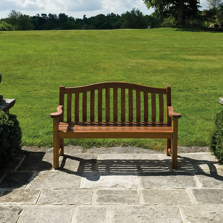 Extra image of Cornis Turnberry 5ft FSC Garden Bench from Alexander Rose