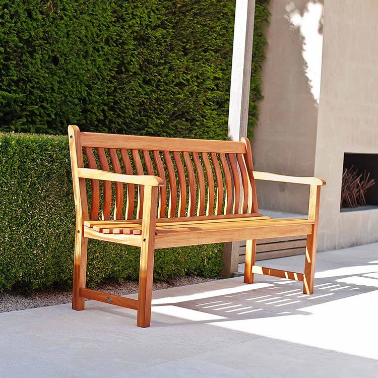 Small Image Of Cornis Broadfield 5ft FSC Garden Bench From Alexander Rose