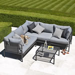 Portofino Corner Sofa Lounge Set by Alexander Rose