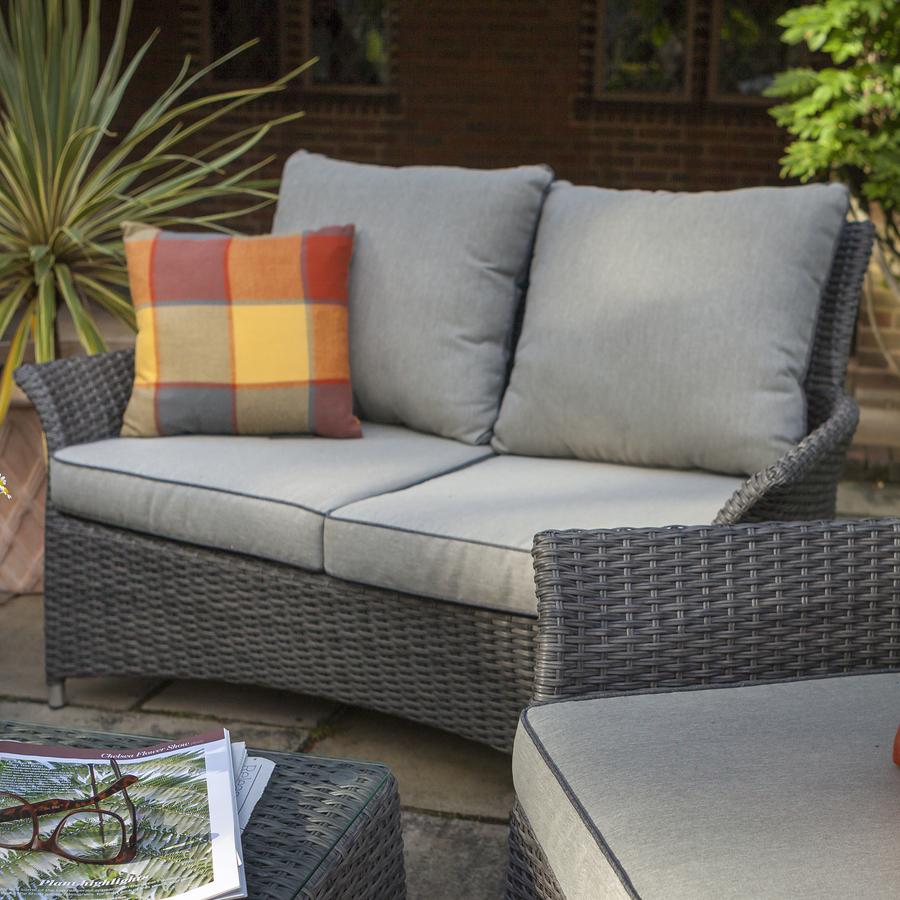 Hartman Appleton Weave Rattan Garden Sofa Garden4less Uk Shop