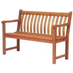 Cornis Broadfield 4ft FSC Garden Bench from Alexander Rose