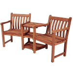 Cornis Companion Set FSC Love Seat from Alexander Rose