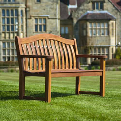 Small Image of Cornis Turnberry 5ft FSC Garden Bench from Alexander Rose