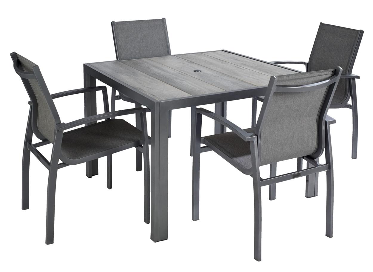 Hartman georgia seat dining set without parasol £