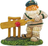 Garden Gnomes - Woodland Wilf Gets Bowled Over