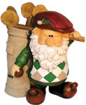 Garden Gnomes - Woodland Wilf Gets a Hole in One