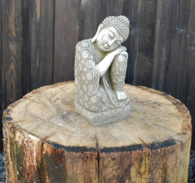Sleeping Buddha Ornament Bd7 163 29 99 Garden4less Uk Shop