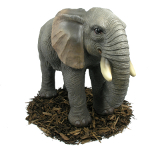 Image of Giant Elephant - Resin Garden Ornament