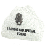 Image of Special Friend - Dog Memorial Stone