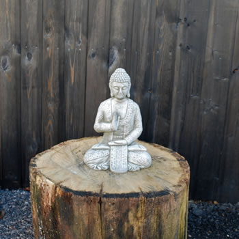 Image of Meditating Buddha Ornament - BD8