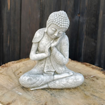Image of Resting Buddha Ornament - BD9