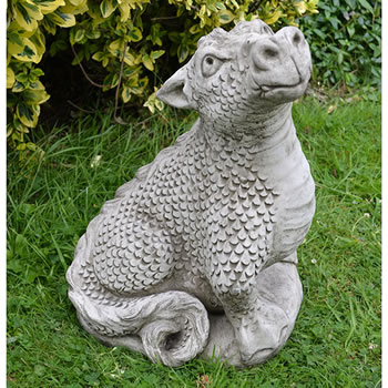 Find every shop in the world selling garden ornaments dragon at