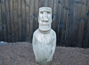 Image of Moab Head Stone Garden Ornament