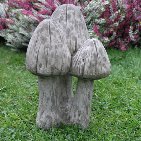 Toadstool Garden Ornament 163 24 99 Garden4less Uk