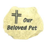 Image of Our Beloved Pet - Memorial Stone