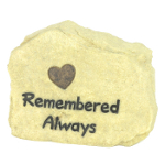 Image for Pet Memorial Stones