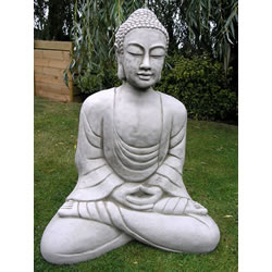 Small Image of Giant Buddha Garden Statue - BD30