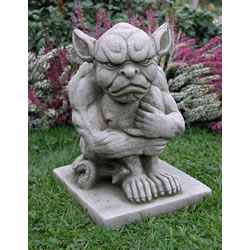 Image Of Gargoyle Garden Ornament   GG7