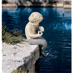 Small Image of The Ocean's Little Treasures Garden Ornament
