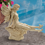Small Image of Twinkle Toes Fairy Garden Ornament