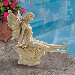 Image of Twinkle Toes Fairy Garden Ornament