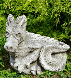 Image of Welsh Dragon Garden Ornament - DN8