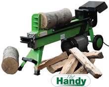 Image of The Handy 4 Ton Log Splitter